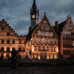 Een korte vakantie in Gent